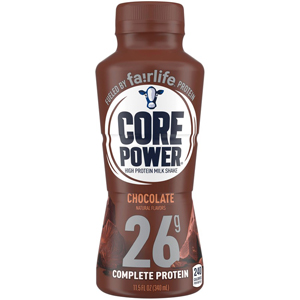 Core Power Chocolate Protein Milk Shake