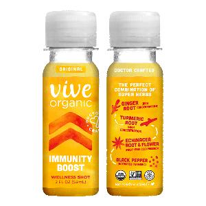 Vive Organic Immunity Boost Shot