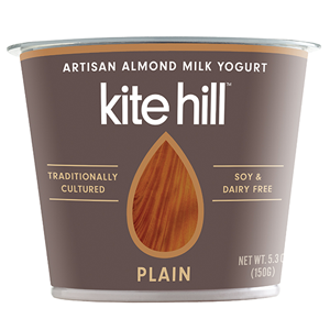 Kite Hill Almond Yogurt - Plain