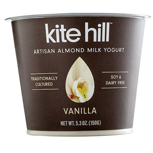 Kite Hill Almond Yogurt - Vanilla