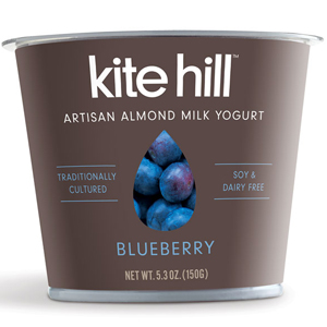 Kite Hill Almond Yogurt - Blueberry