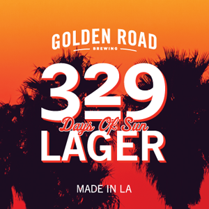 Golden Road 329 Lager