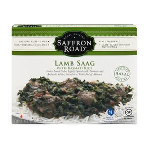 Saffron Road - Lamb Saag