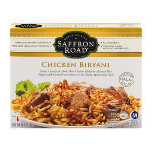 Saffron Road - Chicken Biryani