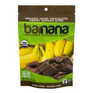 Barnana Chocolate Banana Bites