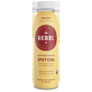 REBBL Organic Elixir - Ashwagandha Chai