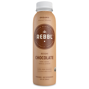 REBBL Organic Elixir - Reishi Chocolate
