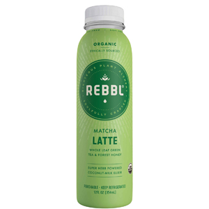 REBBL Organic Elixir - Matcha Latte