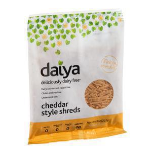 Daiya DF Shredded Cheese - Cheddar Dairy Free