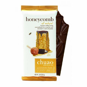 Chuao Chocolatier Honeycomb Bar