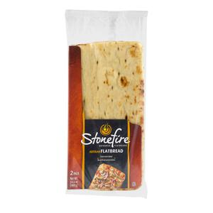 Stonefire Frozen Flat Bread Pizza Crust