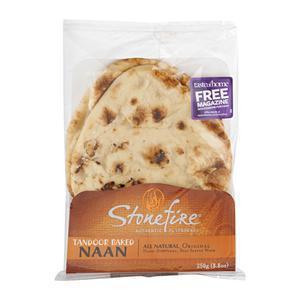 Stonefire Tandoori Naan Indian Bread