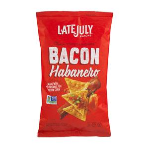 Late July Tortilla Chips - Bacon Habanero