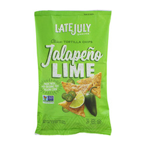 Late July Tortilla Chips - Jalapeno Lime
