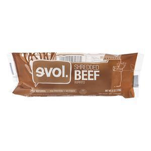 Evol Burrito - Shredded Beef