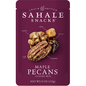 Sahale Snacks - Premium Maple Pecans