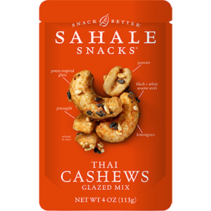 Sahale Snacks - Thai Cashews Glazed Mix