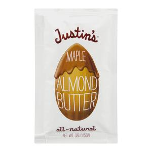 Justins Squeeze Pack - Maple Almond Butter