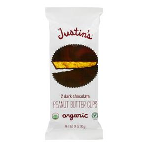 Justins Peanut Butter Cups - Dark Chocolate