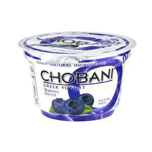 Chobani Yogurt 0% Blueberry
