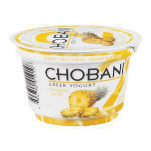 Chobani Yogurt 2% Pineapple