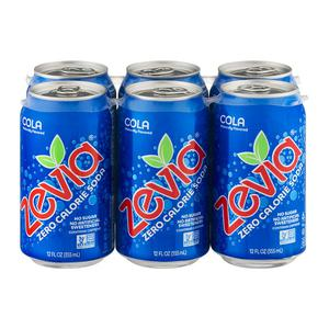 Zevia - Natural Cola