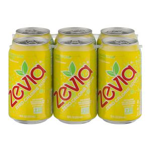 Zevia - Natural Lemon Lime Twist