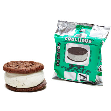 Coolhaus Ice Cream Sandwich - Mint Chip