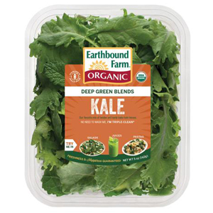 Earthbound Organic Baby Kale