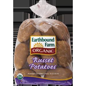 Potato - Organic Russet
