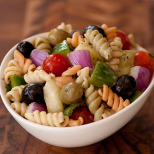 Pasta Salad Italiano Half Pint