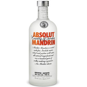 Absolut Vodka - Mandarin