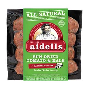 Aidells Sundried Tomato Sausage