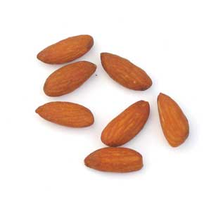 Almonds - Roasted and Salted