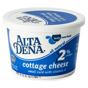Alta Dena Cottage Cheese - Low Fat