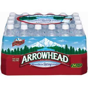 Arrowhead .5 Liter