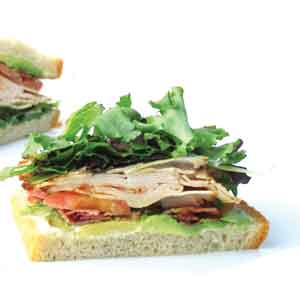 Spicy Chipotle Chicken Club