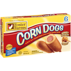 Foster Farms - Corn Dogs