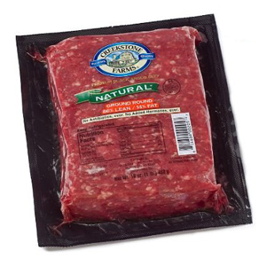 Creekstone Angus Ground Beef - 86/14