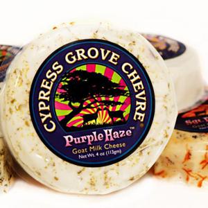Cypress Grove Chevre - Purple Haze