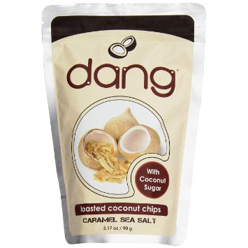 Dang Toasted Coconut Chips - Caramel Salt