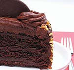 Dessert - Chocolate Fudge Blackout Cake