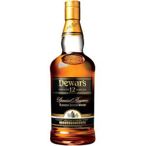Dewars Special Reserve Scotch Whiskey