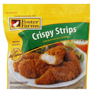 Foster Farms - Crispy Chicken Strips