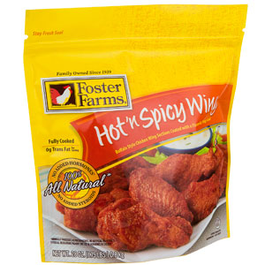 Foster Farms - Hot n Spicy Wings