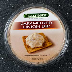 Frankly Fresh Caramelized Onion Dip