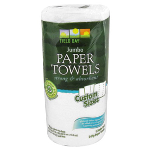Field Day Paper Towels - Recycled