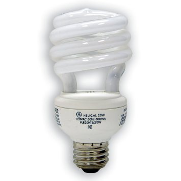 GE Light Bulbs 60 W /13W Reveal