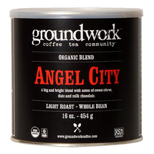 Groundwork Coffee - Angel City Whole Bean