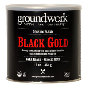 Groundwork Coffee - Black Gold Whole Bean